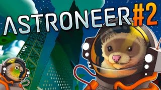 Astroneer - MYSTERIOUS POWER GENERATOR? - Let