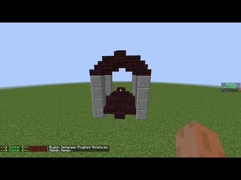 Minecraft I Aternos I Plugin Tanıtımı Setspawn #1