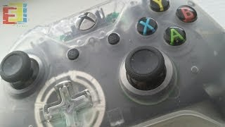 Xbox One Controller Disassembly Shell Replacement