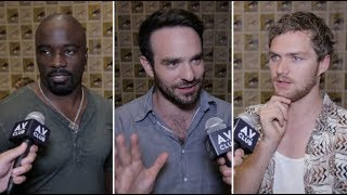 The Defenders pick who they'd least like to fight in the Marvel Universe