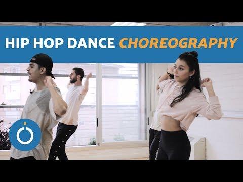 Hip Hop Dance Choreography Tutorial