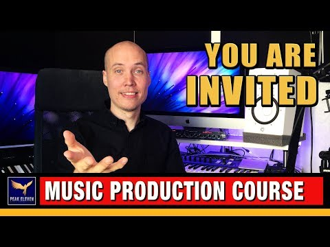Learn Music Production Essentials - Mike's Course on Music Production