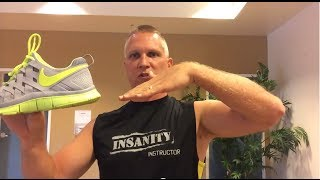 P90X3 Incinerator Review SHOES Suggestion The Fit Dynasty