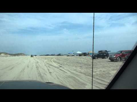 How to drive OBX -treme 4X4 Beach Outer Banks NC