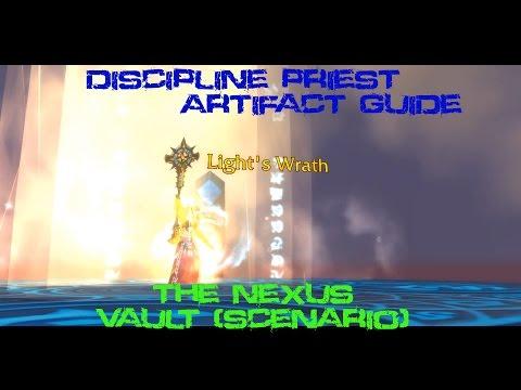[Quest 41631] - The Nexus Vault {Discipline Artifact Scenario}
