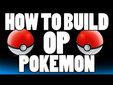 Guide to Finding and Making OP Pokemon and Team Building! Pokemon X and Y Strategy