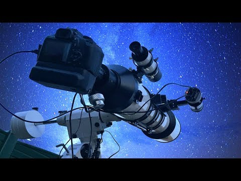 Telescope Equipment Basic Set Up & Walkthrough (Astrophotography)