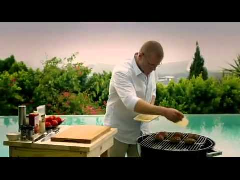 Heston Blumenthal Boerewors Burger Recipe