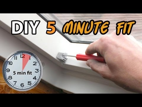 Fitting Velux Blinds In 4 Mins Real Life Install Of How To Fit A Velu
