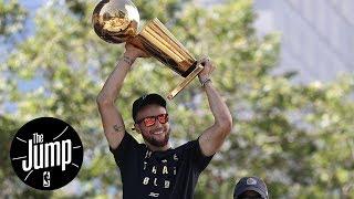 Most Memorable NBA Parade Moments | The Jump | ESPN
