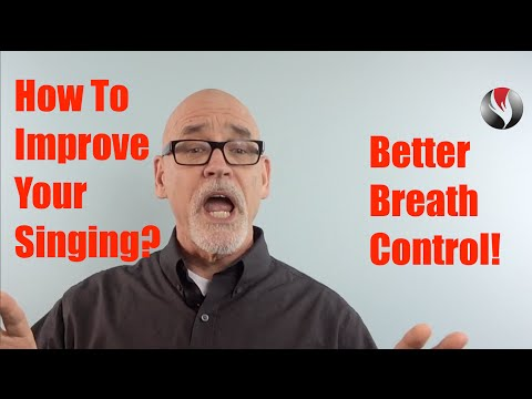 Ep 51  How to Improve Your Singing? Better Breath Control!
