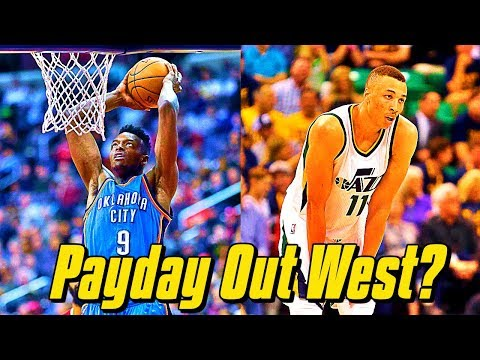 4 Free Agents In The West Playoffs That Could Get PAID This Summer