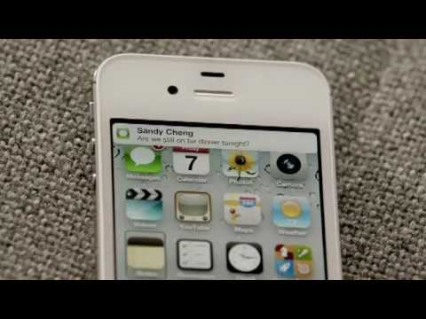 Siri  - The Virtual Personal Assistant for iPhone 4S.flv