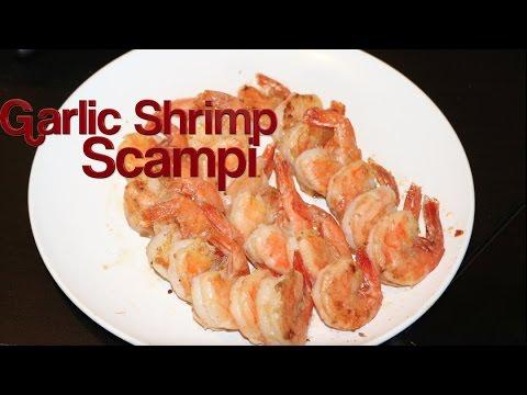 How to make amazing Shrimp Scampi!!!
