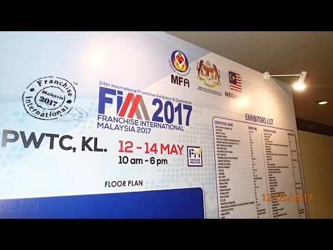 FRANCHISE INTERNATIONAL  MALAYSIA 2017