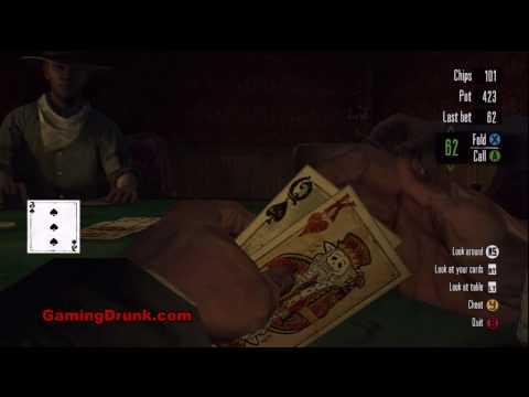 How to Duel and Cheat at Poker in Red Dead Redemption