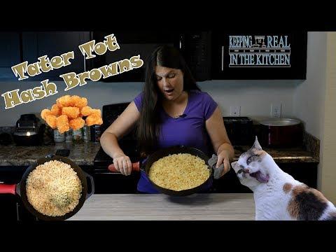 Tater Tot Hash Brown Recipe! Episode 91