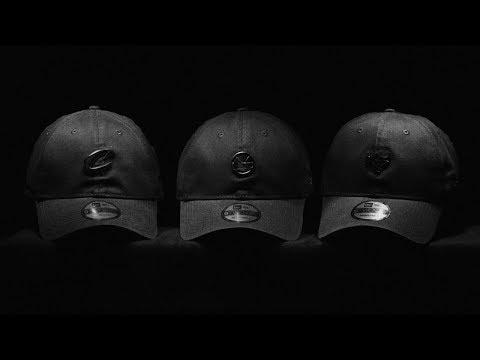 New Era Blackout Collection | NBA | New Era Cap