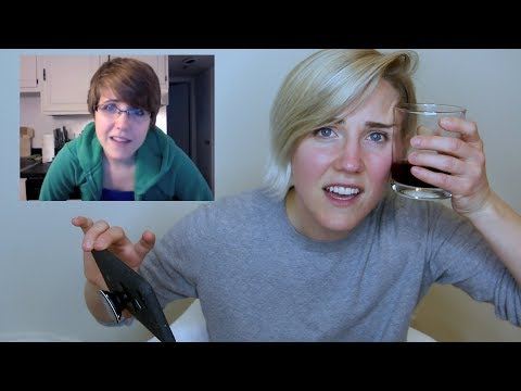 Reacting to My First Video!