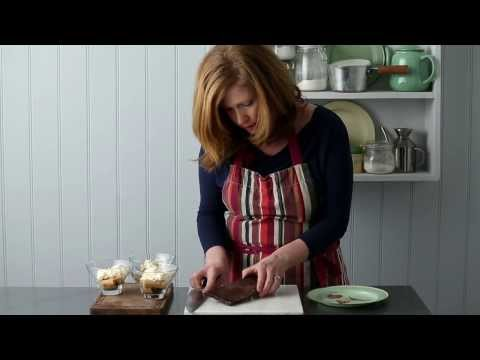 How to create perfect chocolate curls