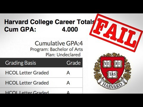 Why My 4.0 at Harvard Was a Failure