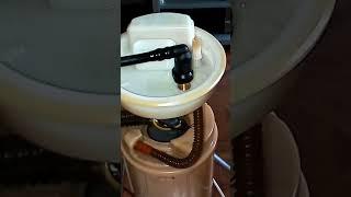 Вариант ремонта обломанного штуцера бензонасоса