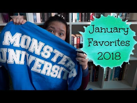 My Love for Spirit Jerseys | January Favorites 2018