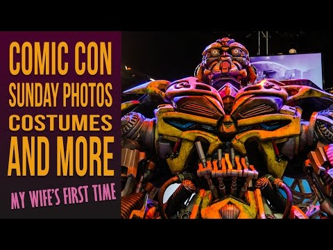 2014 Sunday Comic Con Costume Photography & More