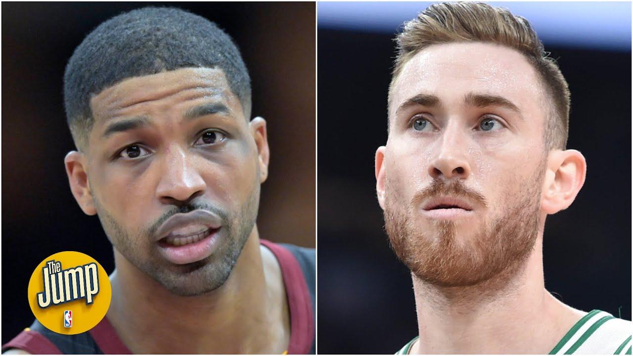 Did gaining Tristan Thompson but losing Gordon Hayward make the Celtics better? | The Jump