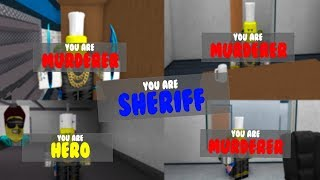 THE LUCKIEST ROUNDS OF MY LIFE! (Roblox Murder Mystery 2)