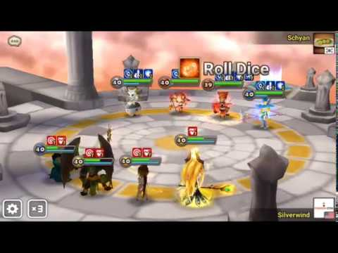 Summoners war rta with friend - Ludo on rampage