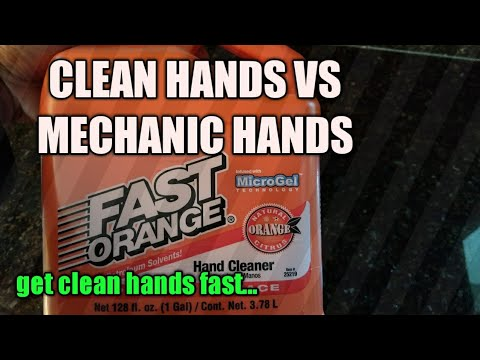 Clean Hands Vs Mechanic Hands