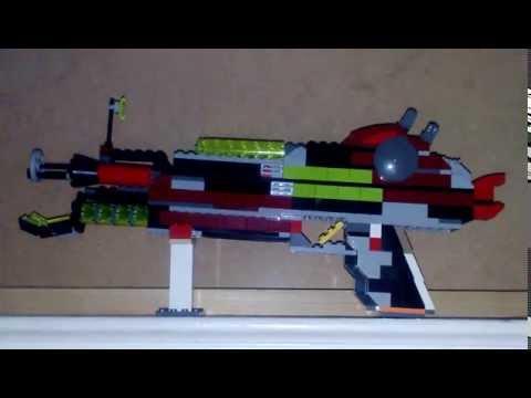 Lego Raygun Mark 2 - Zombies