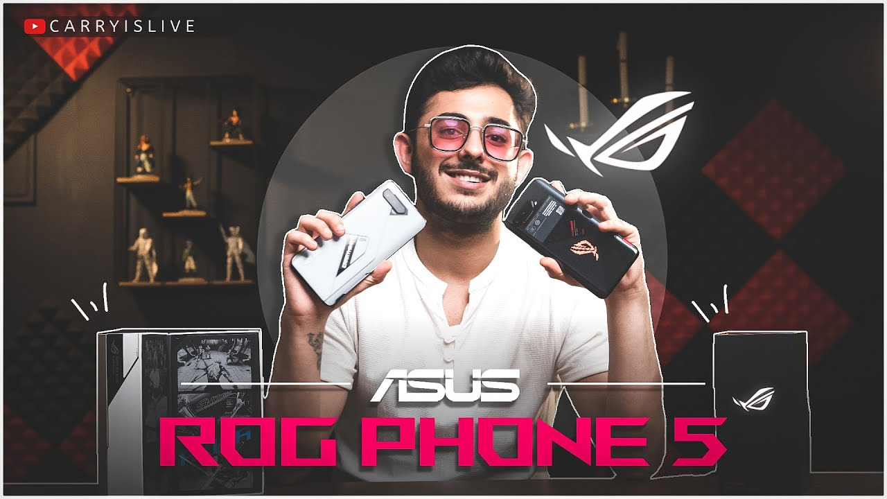 THE GAMING BEAST IS BACK - ASUS ROG PHONE 5