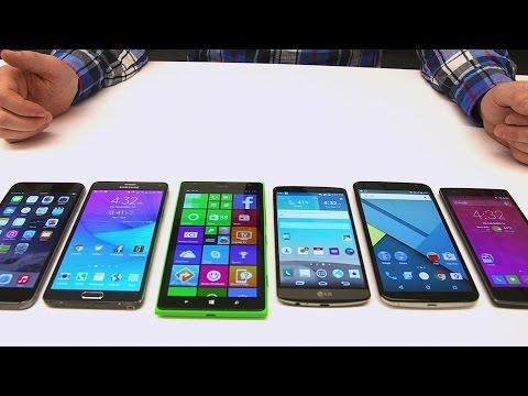 6 Best Big-Screen Phones