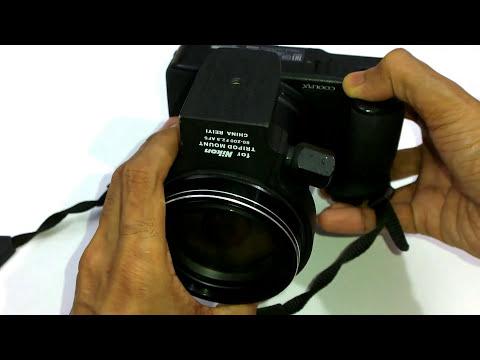 METAL TRIPOD mount collar/ ring for NIKON cameras (Nikon P900)