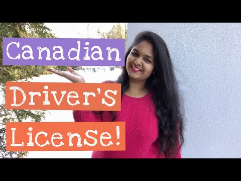 How to get a driver's license in CANADA? | An Indian Engineer