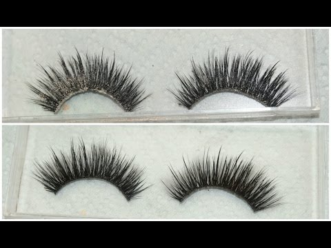 How To: Clean False Eyelashes To Reuse | Junior Macias
