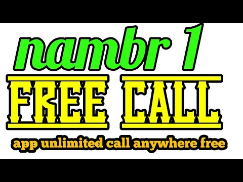 Free call anywhere free unlimited credit India Pakistan