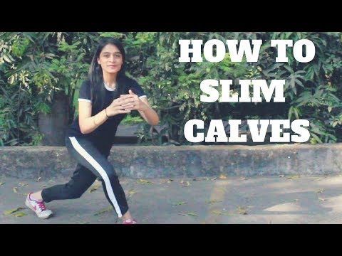 How To Slim Calves | 5 Simple Exercises | WORKitOUT