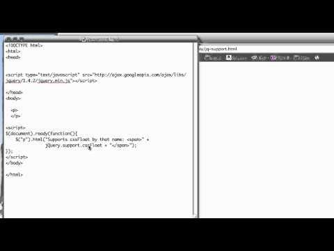 JS 4U 105: Gauging Browser Support