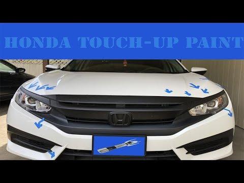 Genuine Honda Touch-Up Paint| Premium White Pearl | Honda Civic Ex