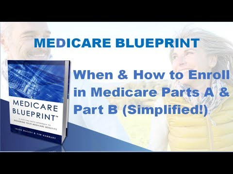 Medicare Enrollment - When and How to enroll Medicare Part A and Part B