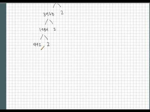 Prime factorization of Large numbers
