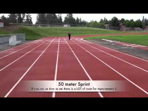 Work It Wednesday: Killer Legs Track Workout