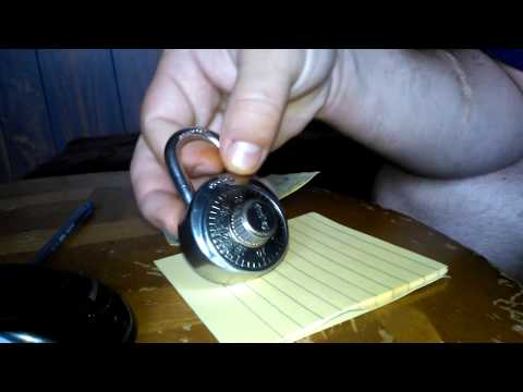 actual dudley combination lock Decoded. first one. brief explaination of the math used!