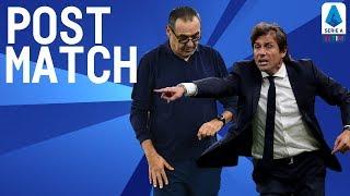 Inter 1-2 Juventus | Sarri & Conte Post Match press Conference | Serie A