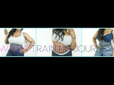 Waist Training 4 Week Results   Lose Inches