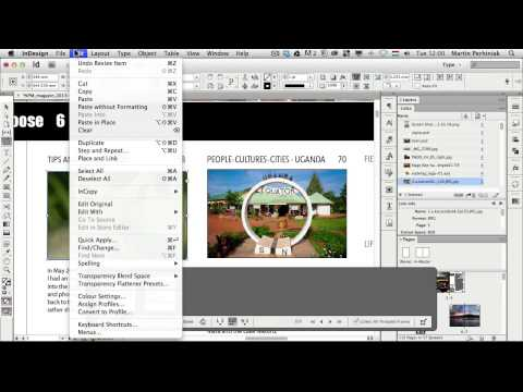 Place and Link Multiple Instances of the Same Content in Adobe InDesign