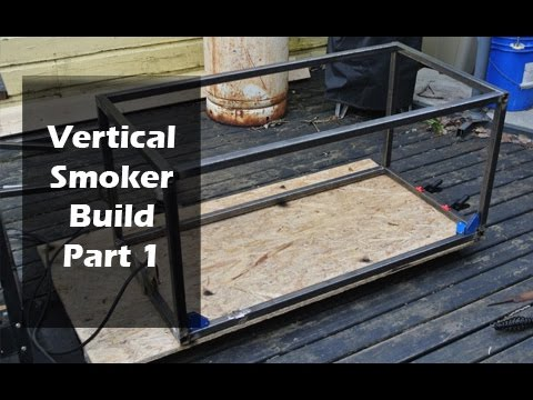 How to Build a BBQ Smoker - Part 1 (5)